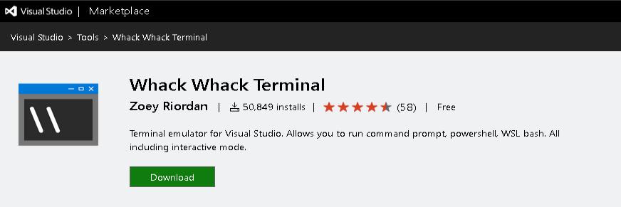Whack Whack Terminal
