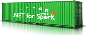 .NET for Apache Spark container
