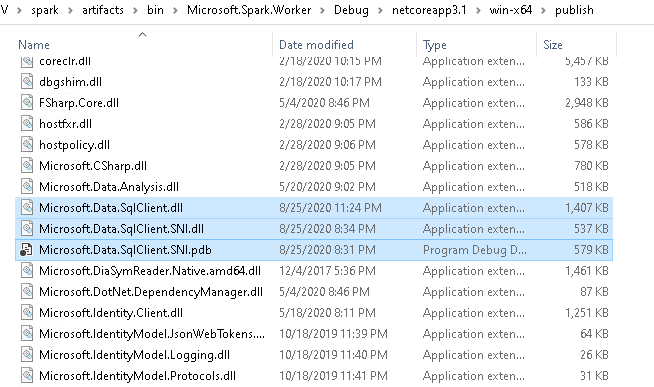 DLL(s) for Windows